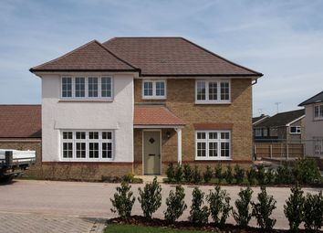 Thumbnail 4 bed detached house for sale in Saxon Brook, Pinn Hill, Exeter, Devon