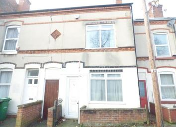 Thumbnail 3 bed terraced house for sale in Dunkirk Road, Nottingham, Nottinghamshire