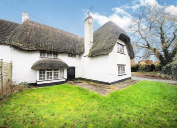 Thumbnail 4 bed semi-detached house for sale in The Green, Lyneham, Chippenham, Wiltshire