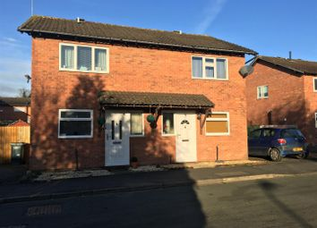 Thumbnail 2 bed semi-detached house to rent in Briery Lane, Bicton Heath, Shrewsbury