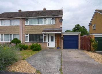 Thumbnail 3 bed semi-detached house for sale in Rodwell Park, Trowbridge