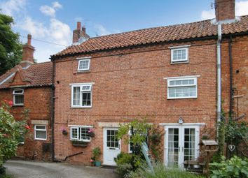 Thumbnail 2 bed cottage for sale in Welby Terrace, Barrowby, Grantham