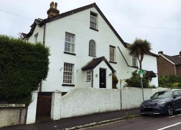 Thumbnail 5 bed semi-detached house for sale in 1 Cromwell Road, Maidstone, Kent