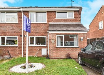 Thumbnail 3 bed semi-detached house for sale in Braddon Road, Loughborough