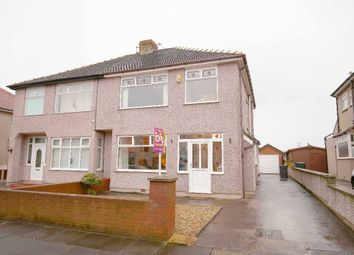 Thumbnail 3 bed semi-detached house for sale in Lowther Avenue, Torrisholme, Morecambe