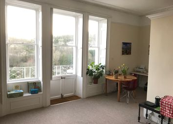 Thumbnail 1 bedroom flat to rent in Widcombe Crescent, Widcombe, Bath