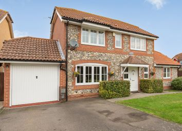 Thumbnail 5 bed detached house for sale in Culvey Close, Hartley, Longfield