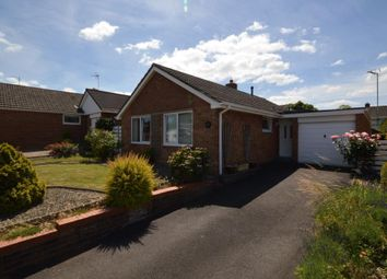 Thumbnail 3 bed detached bungalow for sale in Parkfield Crescent, Taunton, Somerset