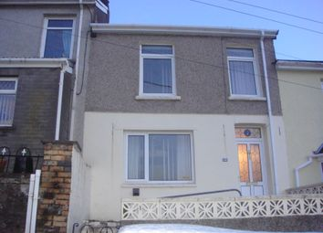 Thumbnail 3 bed terraced house to rent in Blandy Terrace, Pontycymer, Bridgend