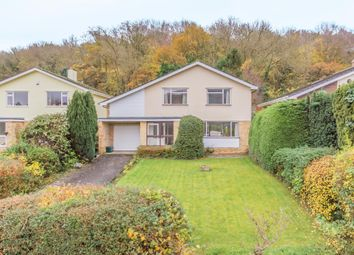Thumbnail 4 bed detached house for sale in Conygar Close, Clevedon