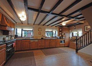 Thumbnail 4 bed detached house for sale in Gunnerton, Hexham