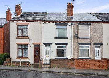 Thumbnail 2 bed terraced house to rent in Nottingham Road, Alfreton
