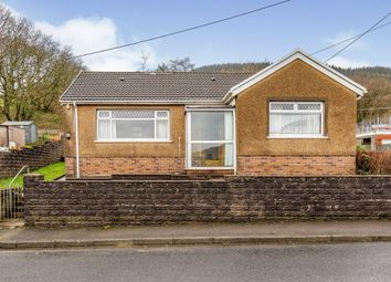 Thumbnail 2 bed detached bungalow for sale in Garnwen Road, Nantyffyllon, Maesteg