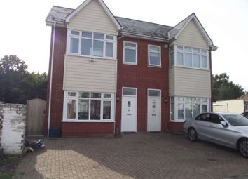 Thumbnail 4 bedroom semi-detached house to rent in Tunbridge Road, Southend-On-Sea