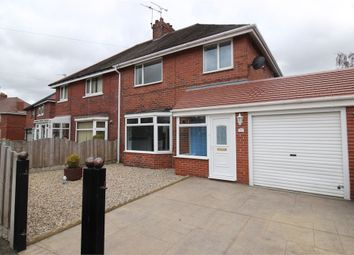 Thumbnail 3 bedroom semi-detached house for sale in Manor Road, Maltby, Rotherham, South Yorkshire