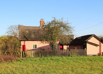 Thumbnail 2 bed cottage to rent in Braiseworth, Eye, Suffolk