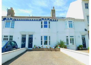 Thumbnail 3 bed terraced house for sale in Buckingham Road, Shoreham-By-Sea