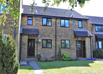 Thumbnail 2 bed terraced house for sale in The Spinney, Bar Hill, Cambridge