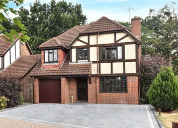 Thumbnail 4 bed detached house for sale in Bacon Close, College Town, Sandhurst, Berkshire