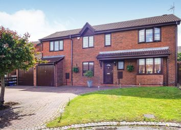Thumbnail 5 bed detached house for sale in Slaidburn Close, Mickleover, Derby