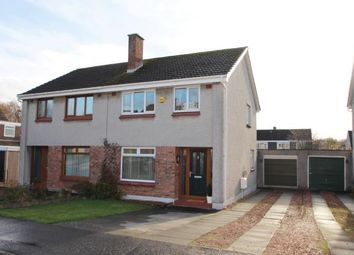 Thumbnail 3 bed semi-detached house for sale in Braids Road, Kirkcaldy, Fife