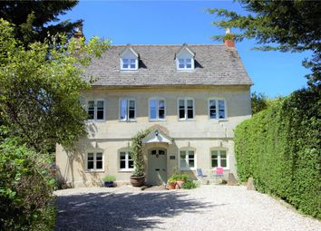 Thumbnail 5 bedroom detached house for sale in The Burgage, Prestbury, Cheltenham, Gloucestershire