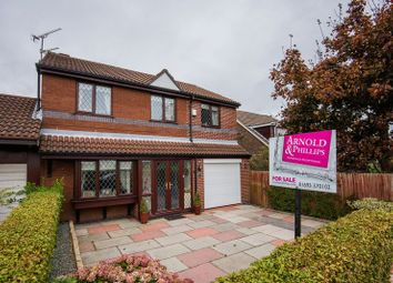Thumbnail 4 bed link-detached house for sale in Black Moss Lane, Ormskirk