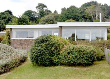 Thumbnail 3 bed detached bungalow for sale in Sene Park, Hythe