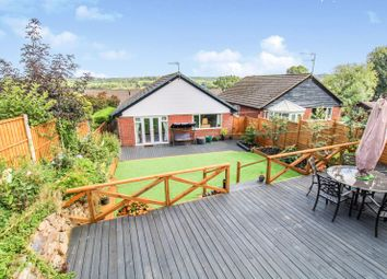 2 bed bungalow for sale in Woodstone Avenue, Endon, Staffordshire ST9