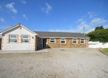 Thumbnail 3 bed detached bungalow to rent in Grenifer Road, Illogan