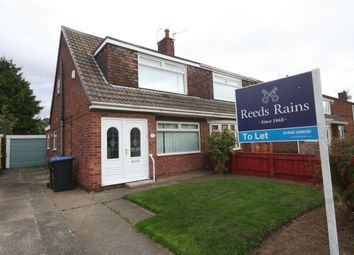 Thumbnail 3 bedroom semi-detached house to rent in Wolsingham Drive, Acklam, Middlesbrough
