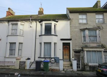 Thumbnail 4 bedroom terraced house for sale in Meeching Road, Newhaven