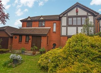Thumbnail 4 bed detached house for sale in College Road, Wolborough Hill, Newton Abbot, Devon.