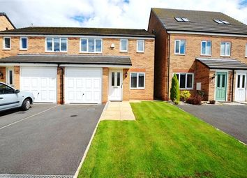 Thumbnail 3 bedroom semi-detached house for sale in Gadwall Croft, Newcastle, Newcastle-Under-Lyme