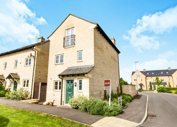 Thumbnail 5 bed detached house for sale in Thistleton Lane, South Witham, Grantham