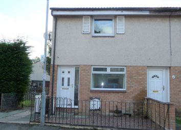 Thumbnail 2 bedroom terraced house for sale in Ardargie Drive, Glasgow