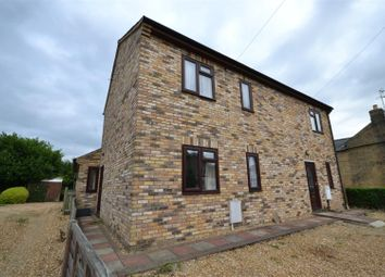 Thumbnail 3 bed semi-detached house to rent in Reads Street, Stretham, Ely