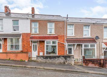 Thumbnail 2 bed terraced house for sale in Kildare Street, Manselton, Swansea