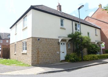 Thumbnail 3 bed end terrace house for sale in Tithe Court, Yeovil