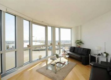 Thumbnail 1 bed flat to rent in Ontario Tower, Canary Wharf, London