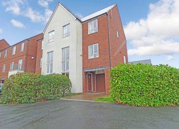 Thumbnail 4 bed end terrace house for sale in 8, Sadlers Walk, Burslem, Stoke-On-Trent, City Of Stoke-On-Trent