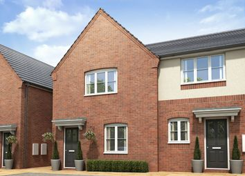 Thumbnail 3 bed semi-detached house for sale in Castle View Court, Moxley, Wednesbury
