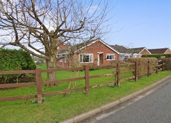 Thumbnail 3 bedroom detached bungalow for sale in Birch Lane, Middlewich, Cheshire