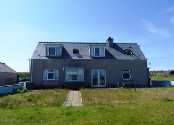 Thumbnail 3 bed detached house for sale in Lochside, North Tolsta, Isle Of Lewis