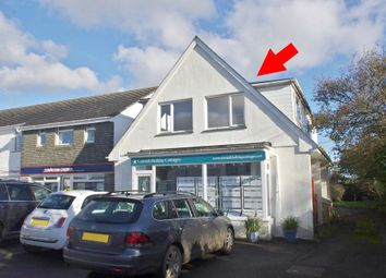 Thumbnail 2 bed flat to rent in Bar Road, Helford Passage Hill, Mawnan Smith, Falmouth