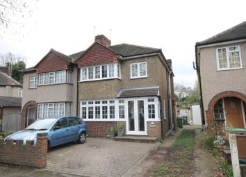 Thumbnail 3 bedroom property for sale in Hackbridge Park Gardens, Carshalton