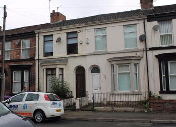 Thumbnail 3 bedroom terraced house to rent in Ash Grove, Wavertree, Liverpool, Merseyside