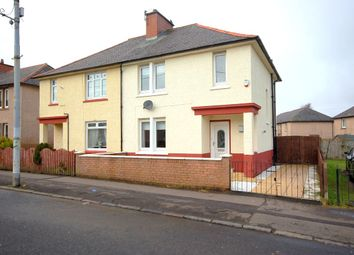 Thumbnail 3 bed semi-detached house for sale in Victoria Street, Blantyre, Glasgow