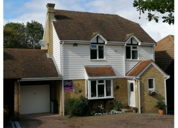 4 bed detached house for sale in Forestdale Road, Walderslade Woods, Chatham ME5