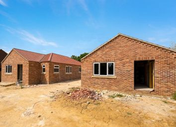 Thumbnail 3 bedroom detached bungalow for sale in Stainfield Road, Hanthorpe, Bourne